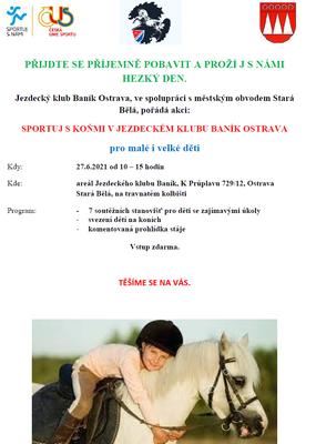 Sportuj s koňmi